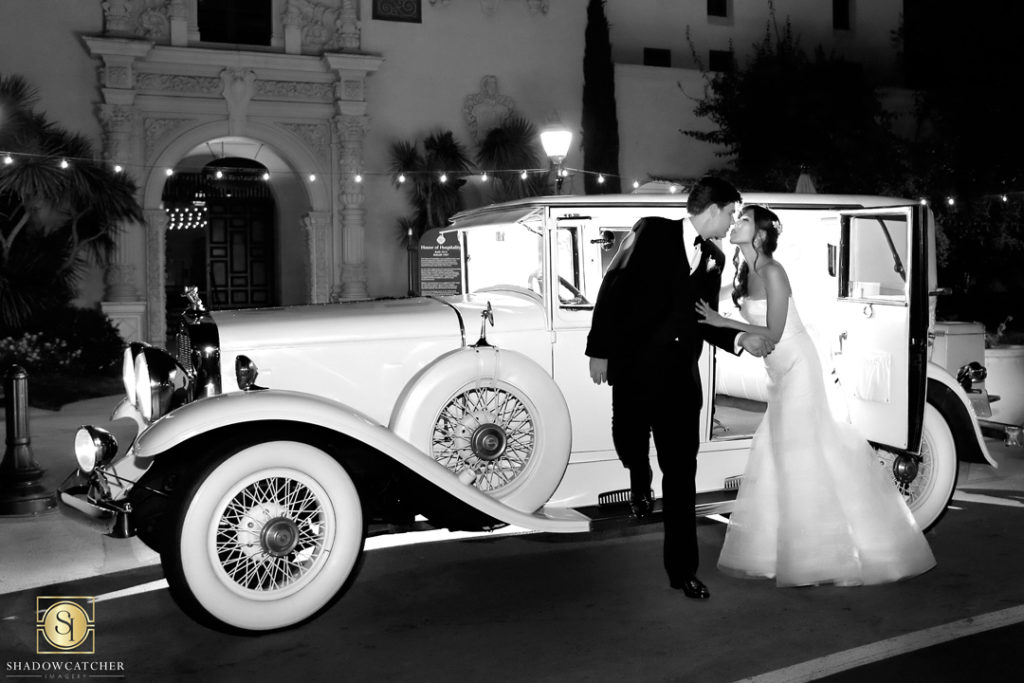Balboa Park Wedding at The Prado