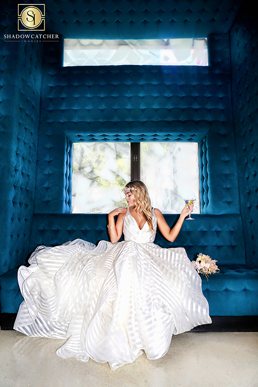 Bridal Fashion. Haley Paige Gown