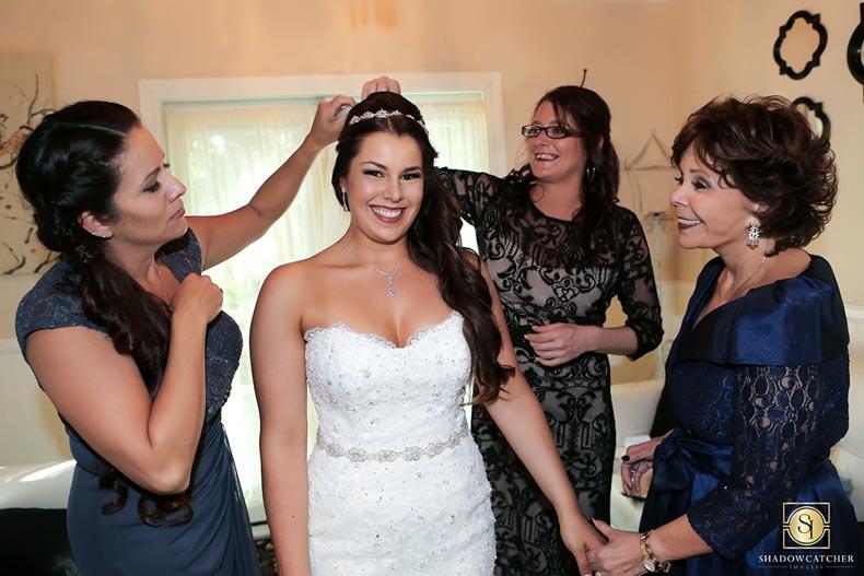 Paradise Falls Wedding