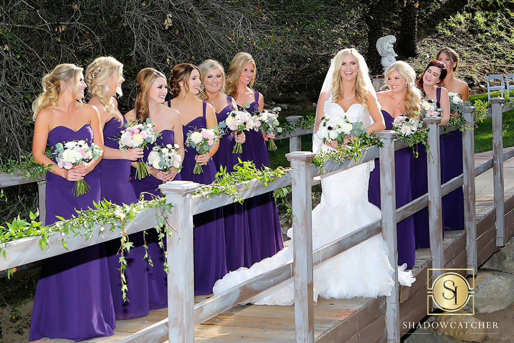 Los Willows Wedding