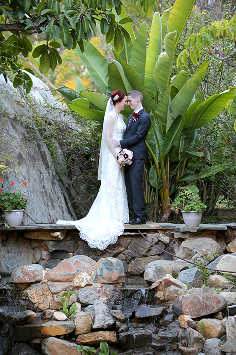 Paradise Falls Rustic outdoor wedding